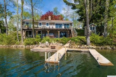 Copake Single Family Home For Sale: 163 Golf Course Road