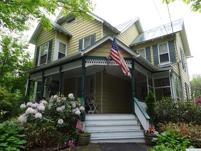 Claverack Single Family Home For Sale: 69 Summit Street
