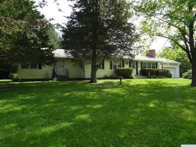 Claverack Single Family Home For Sale: 691 Fish & Game Road