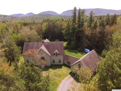Hunter Single Family Home For Sale: 115 Mountain Brooke Road