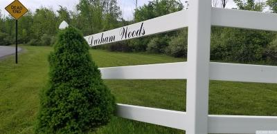 Durham Residential Lots & Land For Sale: 7 Durham Woods Road