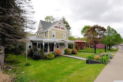 Hunter Single Family Home For Sale: 5941 Main Street
