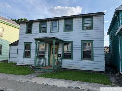 Hudson Single Family Home For Sale: 309 Union Street