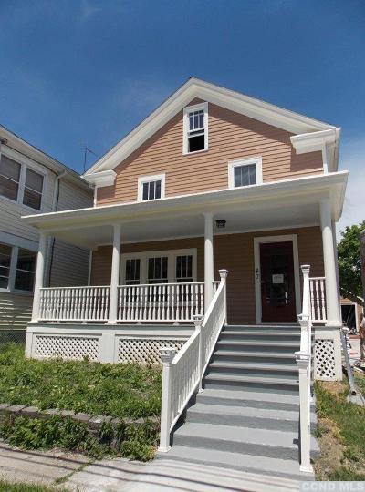 Hudson Single Family Home For Sale: 40 Glenwood Boulevard