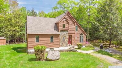Rensselaer County Single Family Home For Sale: 1975 Ny 43