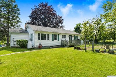 Greenville NY Single Family Home For Sale: $219,000