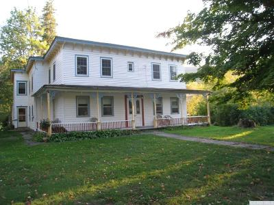 Greene County Single Family Home For Sale: 11003 Route 23a