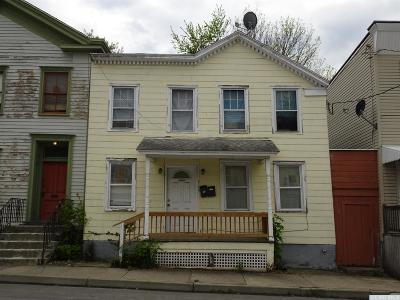 Hudson Single Family Home For Sale: 519 State Street