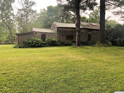 Dutchess County Single Family Home For Sale: 136 Rudd Pond Road