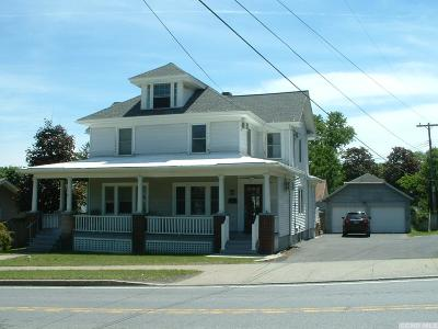 Columbia County Multi Family Home For Sale: 7 Union Turnpike