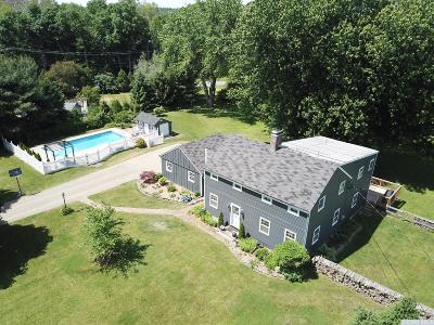 Claverack Single Family Home For Sale: 79 Van Wyck Lane