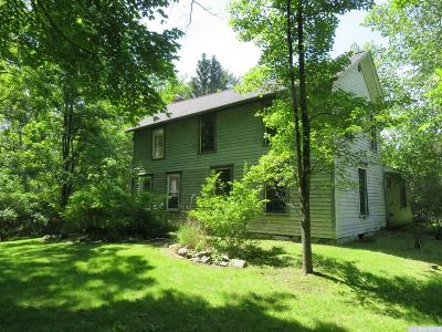 Chatham NY Single Family Home For Sale: $129,900