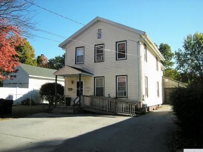 Dutchess County Multi Family Home For Sale: 68 Chestnut Street