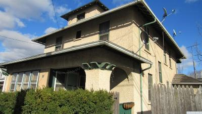 Hudson Multi Family Home For Sale: 8 Fairview