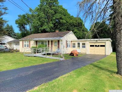 Catskill Single Family Home For Sale: 2 Ivy Terrace