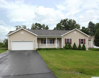 Greenville NY Single Family Home For Sale: $239,000