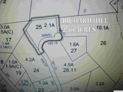 Hillsdale NY Residential Lots & Land For Sale: $38,000