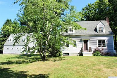 Columbia County Single Family Home Accepted Offer: 1811 Red Rock Rd.
