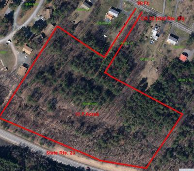 Cairo NY Residential Lots & Land For Sale: $52,000