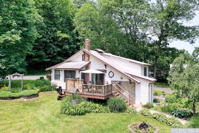 Catskill Single Family Home Accepted Offer: 4818 Route 32