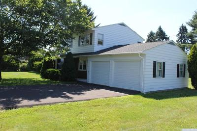 Kinderhook Single Family Home Accepted Offer: 38 Rapp Road