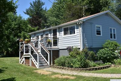 Copake Single Family Home For Sale: 24 Van De Carr Drive