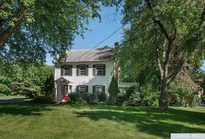 Red Hook Single Family Home For Sale: 7704 Albany Post Road