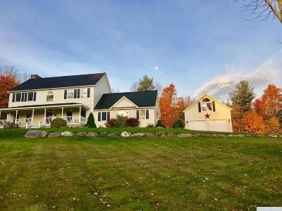 Columbia County Single Family Home For Sale: 501 Harrington Drive