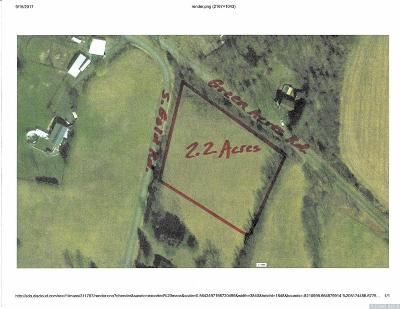 Columbia County Residential Lots & Land For Sale: Green Acres & S. Gold