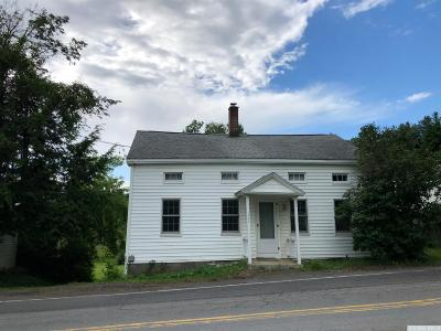 Canaan Single Family Home For Sale: 1655 County Route 5