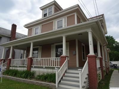 Columbia County Multi Family Home For Sale: 16 Fairview Avenue