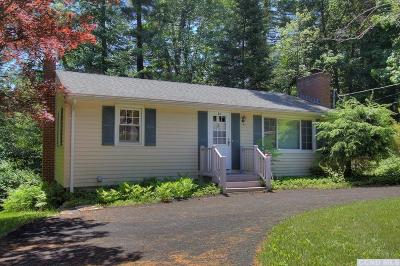 Copake Single Family Home For Sale: 24 Fairvew Drive