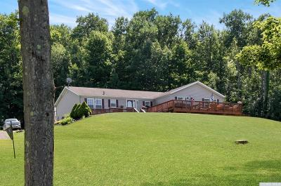 Columbia County Single Family Home For Sale: 1414 Ny Route 82
