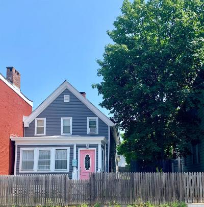 Hudson Single Family Home For Sale: 312 State Street