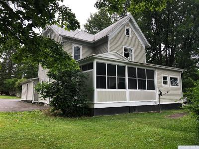 Greene County Single Family Home For Sale: 4734 Route 81