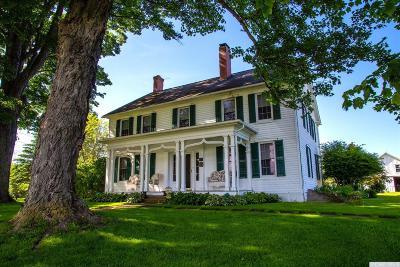 Oneonta NY Single Family Home For Sale: $899,000