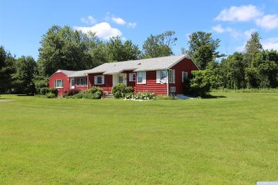 Kinderhook Single Family Home Accepted Offer: 358 Eichybush Road