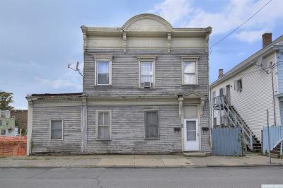 Hudson Multi Family Home For Sale: 29 N 3rd Street