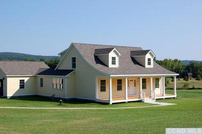 Columbia County Single Family Home Accepted Offer: 161 Metz Road
