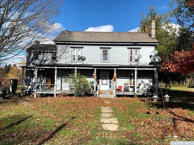 Rensselaer County Multi Family Home For Sale: 370 Rt 43