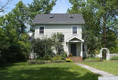 Dutchess County Single Family Home For Sale: 23 Broadway