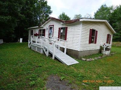 Jewett Single Family Home For Sale: 5 Miles Road