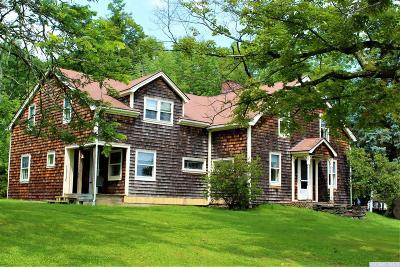 Greene County Single Family Home For Sale: 745 Route 13