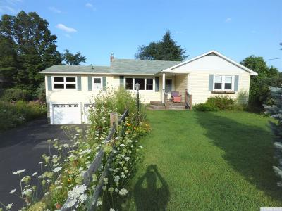 Rensselaer County Single Family Home Accepted Offer: 2447 Brookview Road