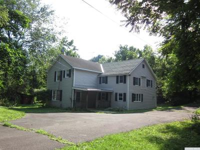 Claverack Single Family Home For Sale: 714 Gahbaur Road