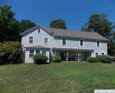 Columbia County Multi Family Home For Sale: 107 Scuderhook Road