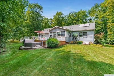 Saugerties NY Single Family Home For Sale: $379,000