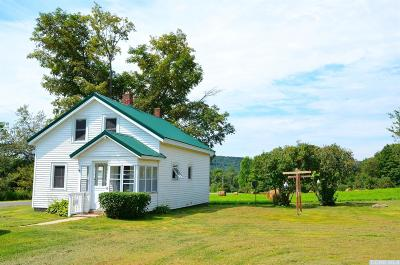 Rensselaer County Single Family Home Accepted Offer: 103 Giles Road