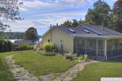 Copake Single Family Home For Sale: 19 Elm Street