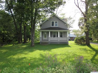 Columbia County Single Family Home For Sale: 3517 Us Rte 9